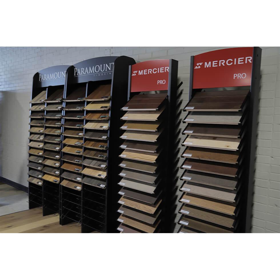Mercier Pro & Paramount samples